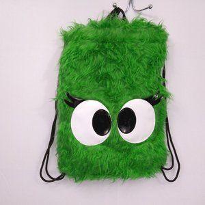 ⭐🎃 Cat & Jack Monster Drawstring Backpack NWT